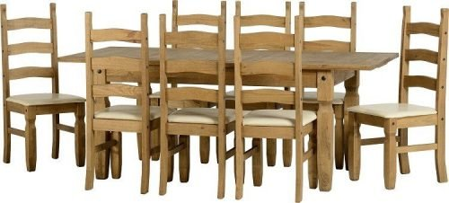8 Seater Dining Sets - IW Furniture