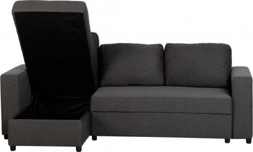 300-308-017Dora Corner Sofa Bed - IWFurniture
