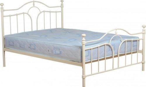 200-203-021Keswick 4'6 Bed Cream - IWFurniture