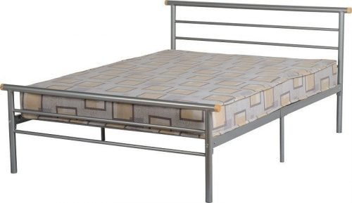 200-202-002 Orion 4′ Bed - IWFurniture