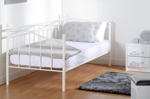 200-207-008 Pandora Day Bed Ivory - IWFurniture