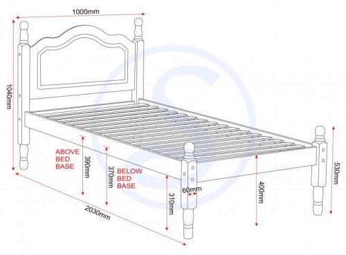 Sol 3′ Bed 2