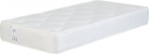 200-208-075 Solar Ortho 4'6 Mattress Ivory - IWFurniture