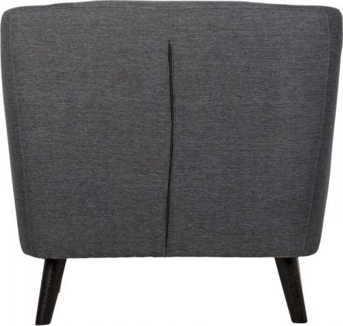 300-308-027 Ashley Chair Dark Grey Fabric - IWFurniture