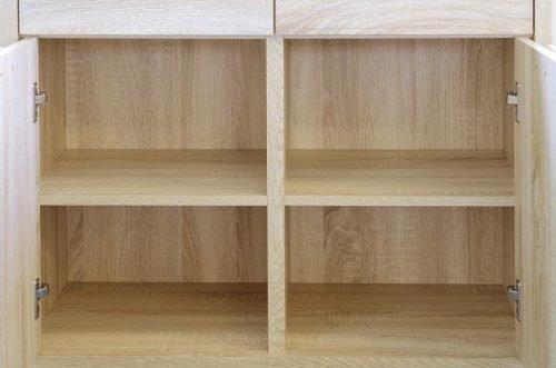 400-405-002 Cambourne 2 Door 2 Drawer Sideboard - IWFurniture