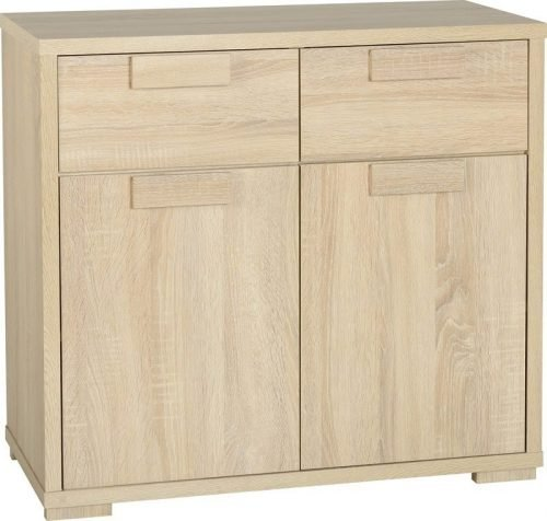 400-405-002 Cambourne 2 Door 2 Drawer Sideboard - IWFurniture