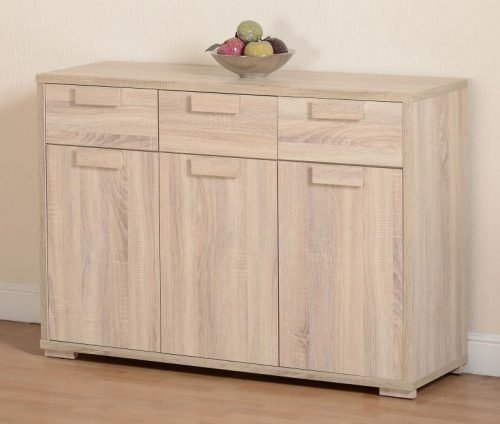 400-405-003 Cambourne 3 Door 3 Drawer Sideboard - IWFurniture