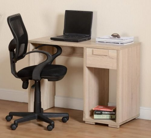 500-501-002 Cambourne Computer Desk - IWFurniture