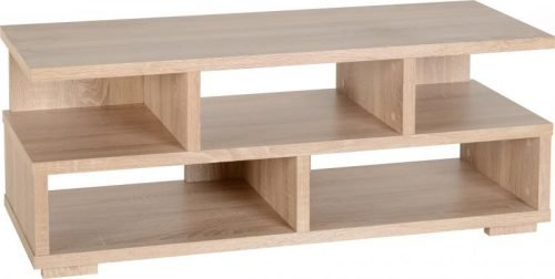 300-307-007 Cambourne Entertainment Unit - IWFurniture