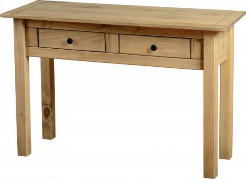 300-304-006 Panama 2 Drawer Console Table - IWFurniture