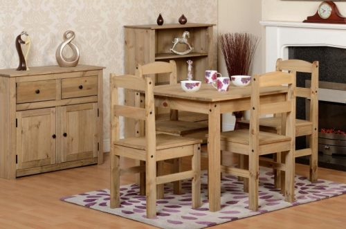 400-401-066 Panama Dining Set - IWFurniture