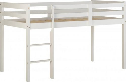 200-206-010 Panama Mid Sleeper White - IWFurniture