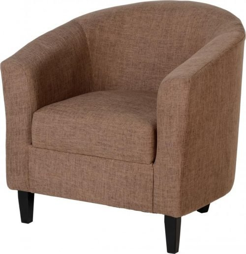 300-309-007 Tempo Tub Chair Sand - IWFurniture