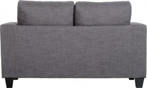 300-308-026 Tempo Two Seater Sofa Grey - IWFurniture
