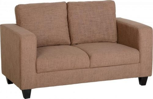 300-308-009 Tempo Two Seater Sofa Sand - IWFurniture