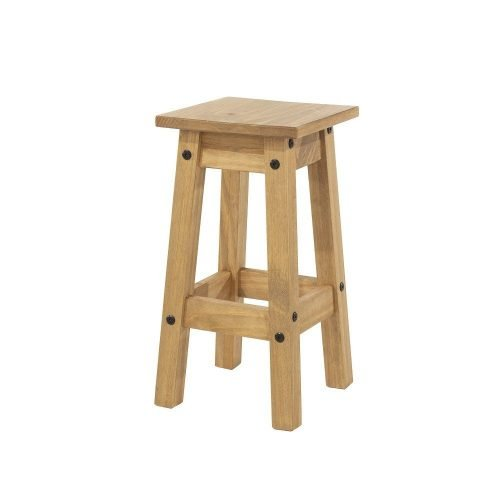 CR106 Corona Premium low kitchen stool - IWFurniture