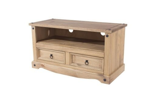 CR910 corona premium flat screen TV unit - IWFurniture