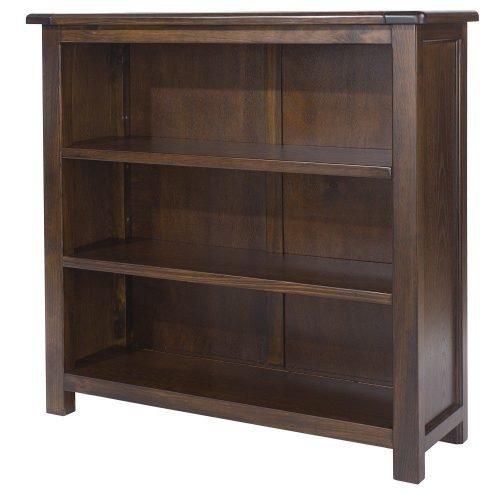 Boston low bookcase BT311 - IWFurniture