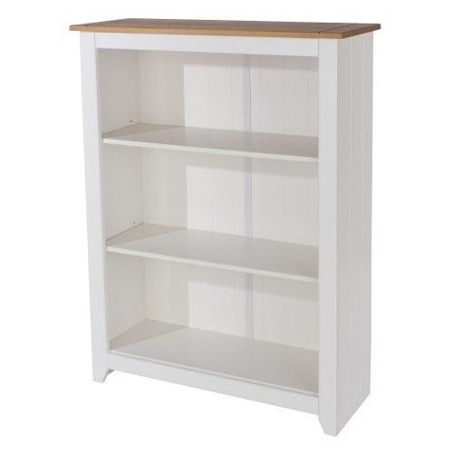 Capri low bookcase CP712 - IWFurniture