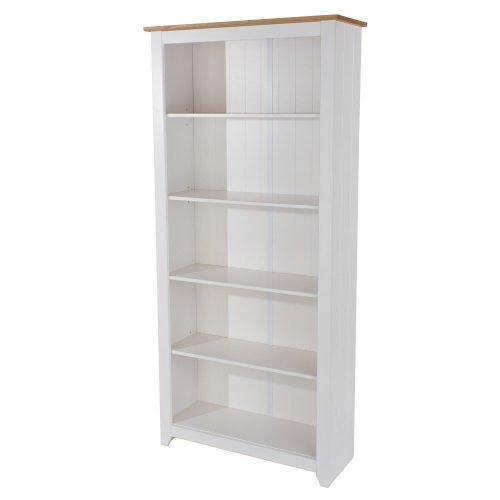 Capri tall bookcase CP713 - IWFurniture