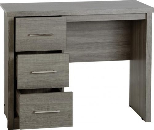 100-107-014 Lisbon 3Pc Dressing Table Set (With Mirror) - IWFurniture