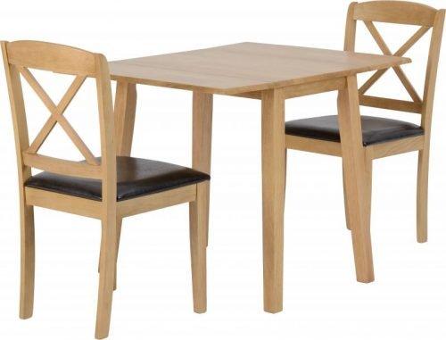 400-401-170 Mason Double Drop Leaf Table - IWFurniture