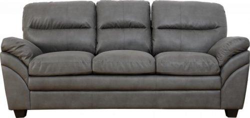 Capri 32 Suite Grey Faux Leather 3