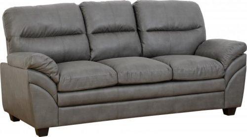 Capri 32 Suite Grey Faux Leather 4