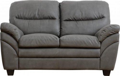 Capri 32 Suite Grey Faux Leather 5