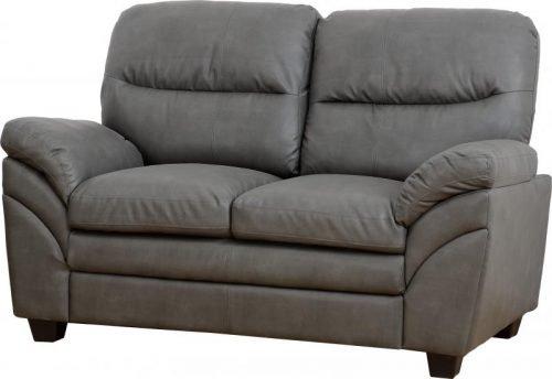 Capri 32 Suite Grey Faux Leather 6