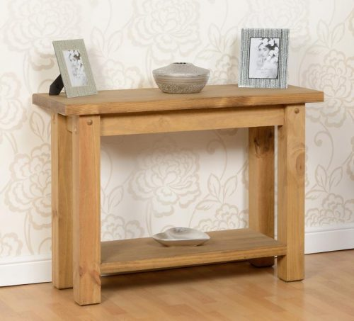 300-304-007 Tortilla Console Table - IWFurniture