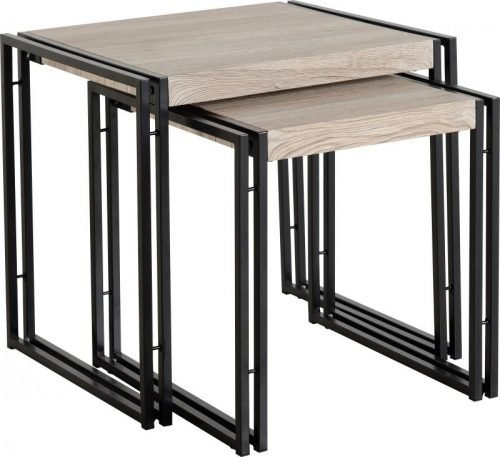 300-303-027 Warwick Nest of 2 Tables - IWFurniture