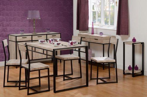 400-401-159 Warwick Dining Set – IWFurniture