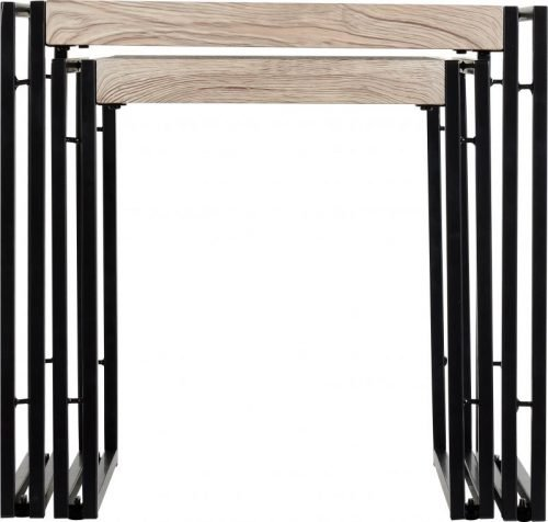 300-303-027 Warwick Nest of 2 Tables – IWFurniture