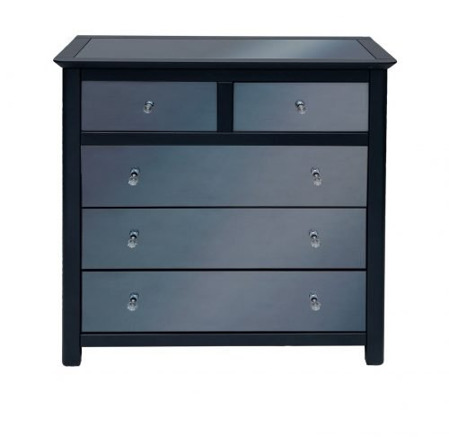 Ayr 5 drawer chest - IWFurniture