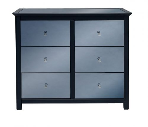 Ayr wide chest - IWFurniture