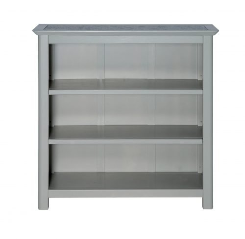 PE713 Perth low bookcase - IWFurniture