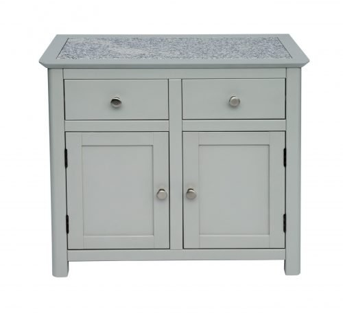 PE722 Perth 2 door 2 drawer sideboard - IWFurniture