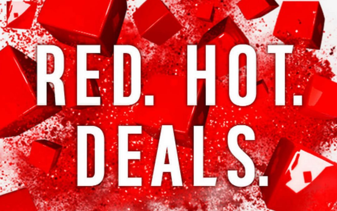 Red Hot Furniture Deals