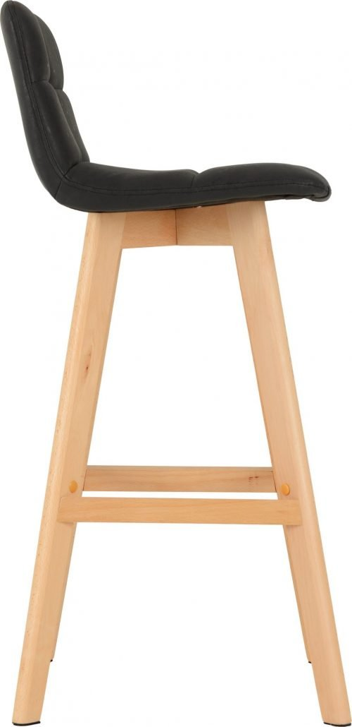 DARWIN BAR CHAIR BLACK PU 2020 04 400 404 019 scaled 1