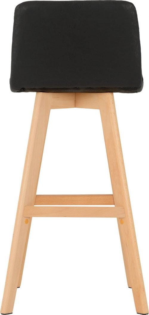 DARWIN BAR CHAIR BLACK PU 2020 05 400 404 019 scaled 1