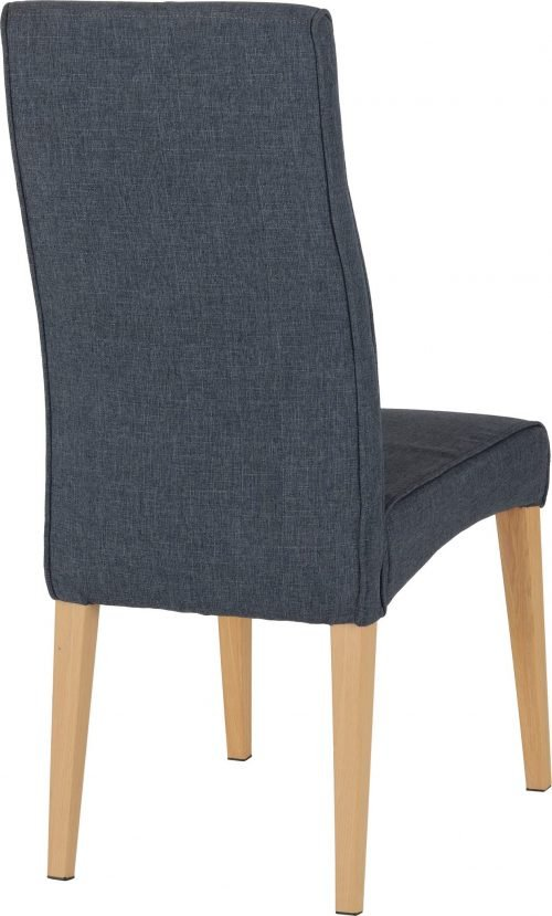 LUCAS DINING CHAIR DARK BLUE FABRIC 2020 02 400 402 106 scaled 1