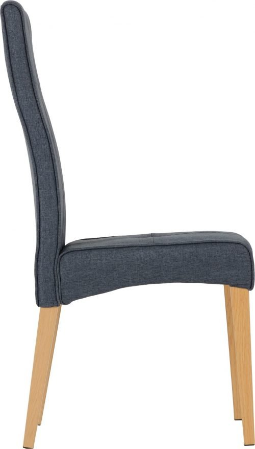 LUCAS DINING CHAIR DARK BLUE FABRIC 2020 04 400 402 106 scaled 1