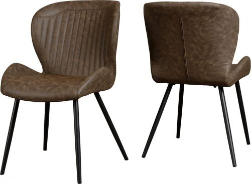 Quebec Dining Chair - IW Furniture