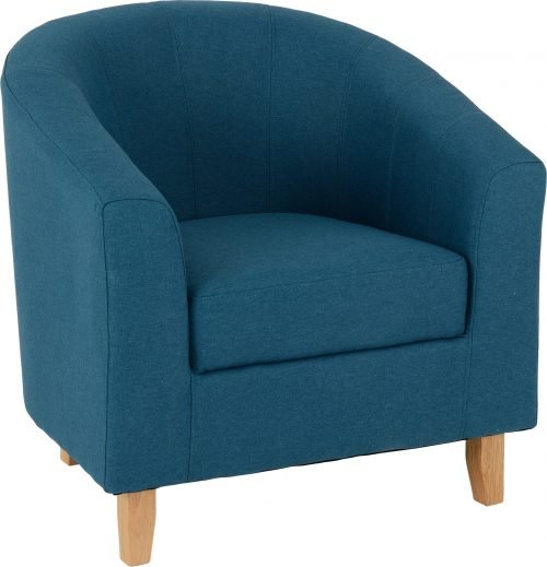 TEMPO TUB CHAIR PETROL BLUE FABRIC 2020 01 300 309 027 scaled 1