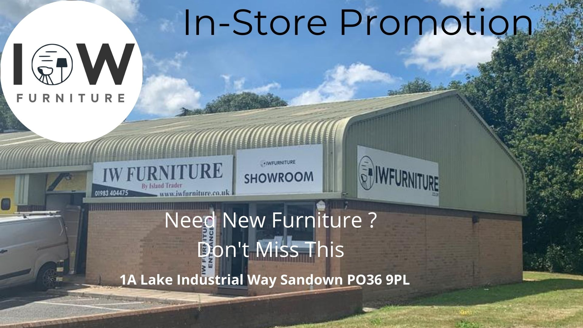 In Store Promotion - IW Furniture