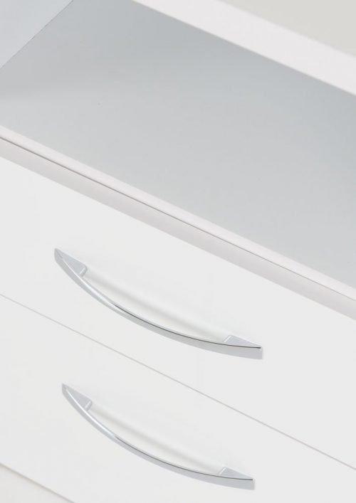 Nevada 2 Drawer Bedside 4 01-100-103-058 - IW Furniture