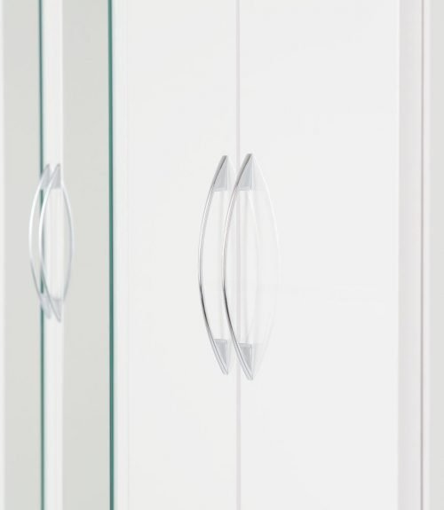 Nevada 4 Door 2 Drawer Mirrored Wardrobe -04-100-101-088 - IW Furniture