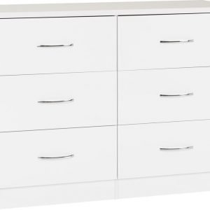 Nevada 6 Drawer Chest - 01-100-102-109 - IW Furniture