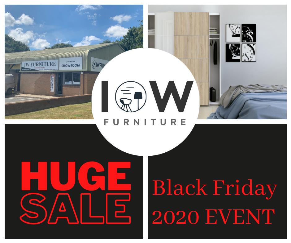 Black Friday 2020 - IW Furniture